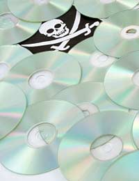 Counterfeit Fake Knock Off Cd Pirated Cd