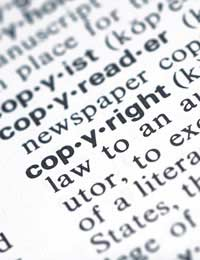Copyright Counterfeit Intellectual